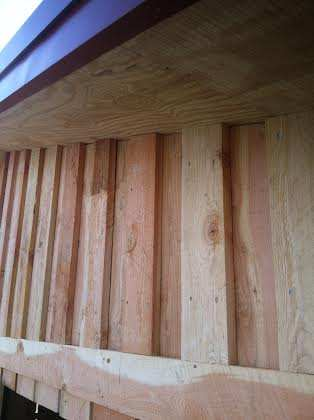 Board And Batten Siding Marks Lumber